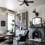 Une brownstone entre style scandinave et esprit NYC