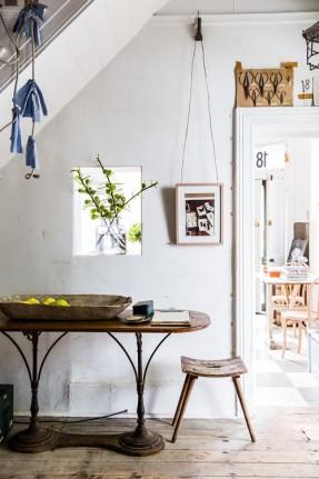 Esprit brocante en décoration d'intérieur - Sibella Court Sydney