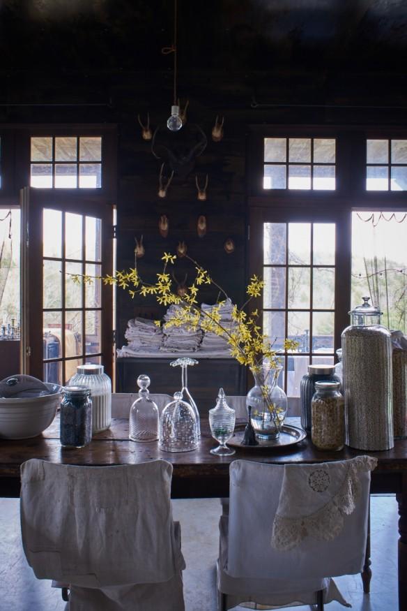 Esprit brocante en décoration d'intérieur - Mildred'Lane en Pennsylvannie