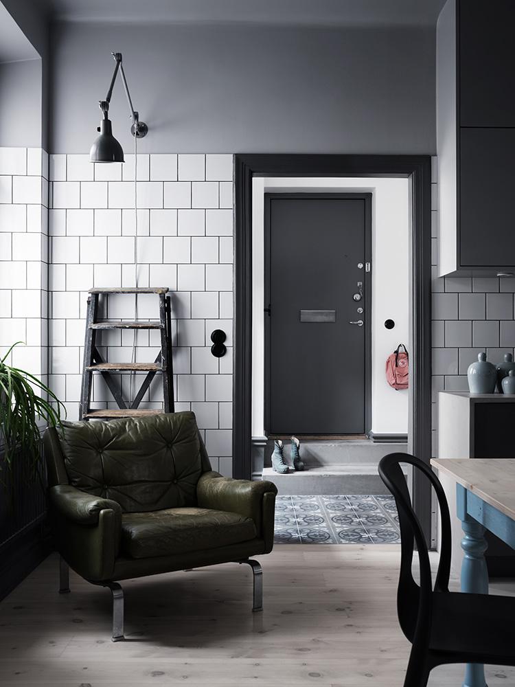 Style Scandinave Esprit Industriel