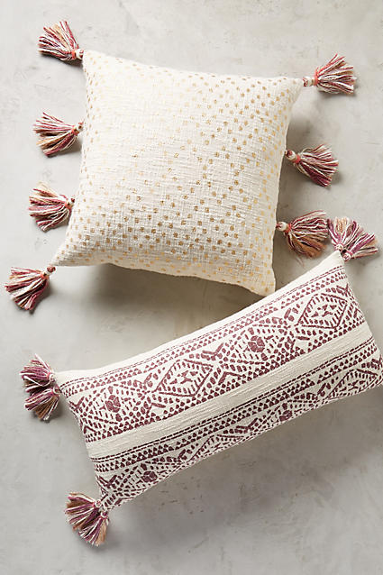 Anthropologie - Coussins Para