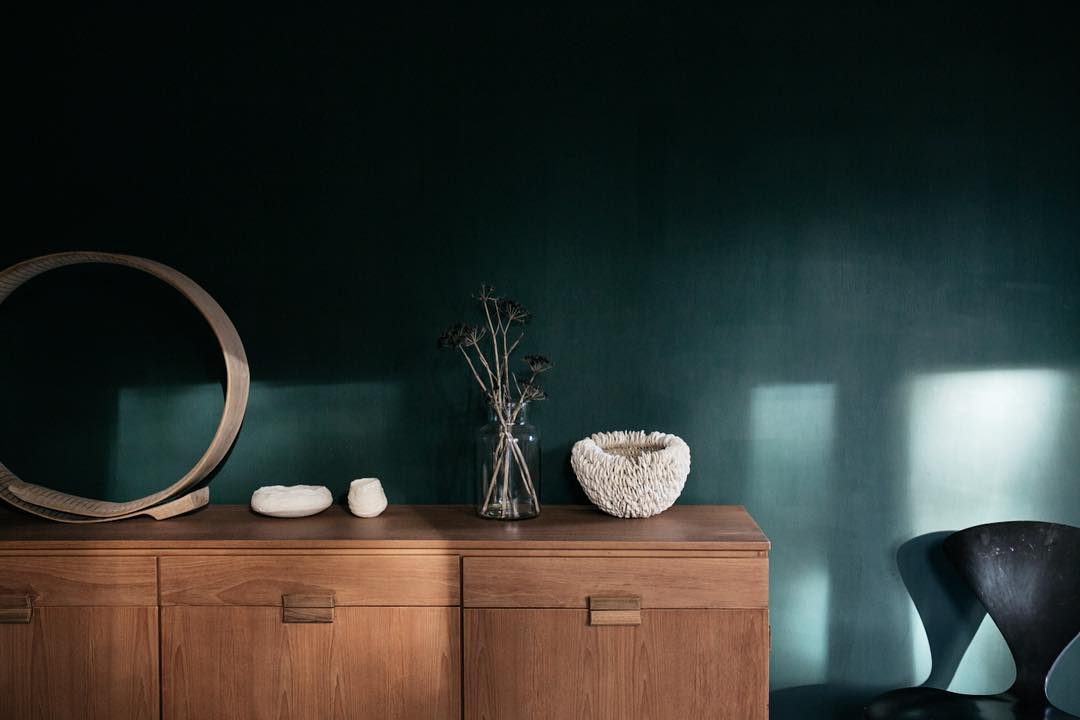 Bleu indigo en décoration d'intérieur || L'intérieur d'Aurelie Lécuyer