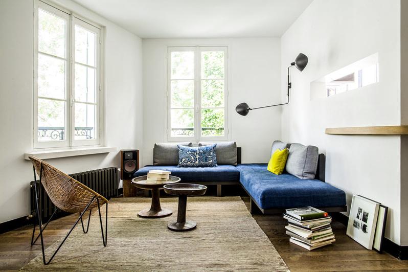 Exercice du jour : Imaginer sa maison idéale || Diane de Kergal Residence Paris Montmartre