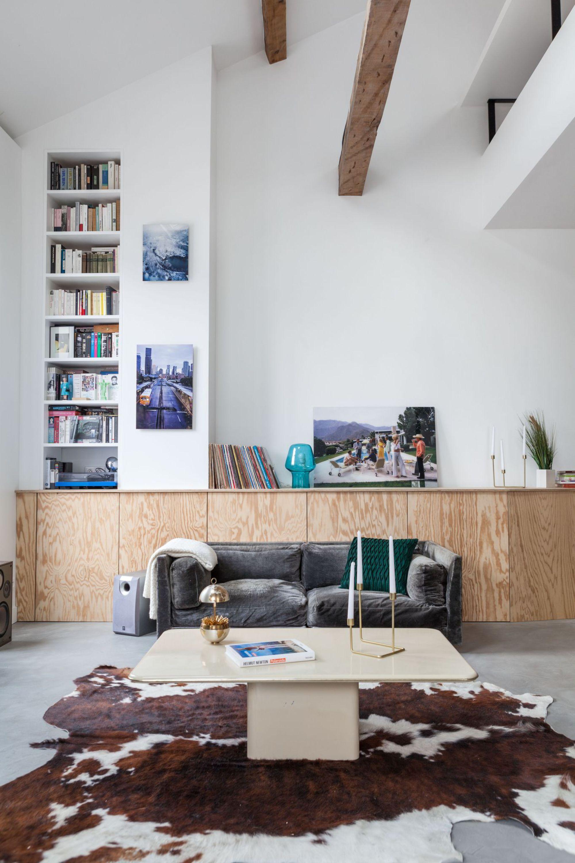 Félix Millory architecte - Un loft dans le 10 ème arrondissement de Paris