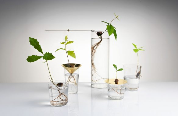Série Floating Forest par Michael Anastassiades