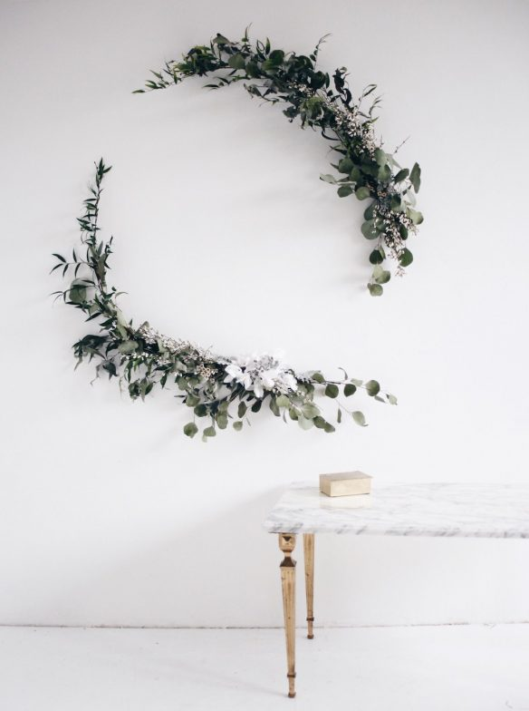 Couronne d'eucalyptus par Anastasia Benko