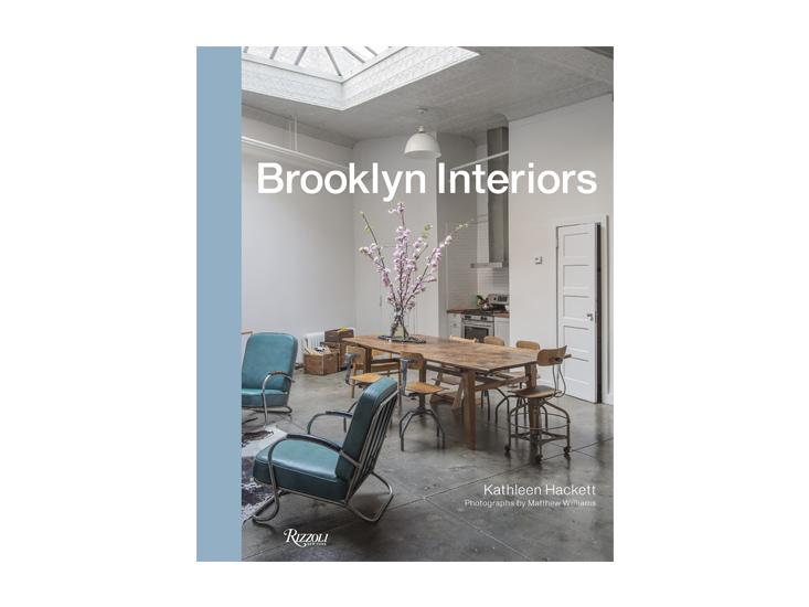 Brooklyn intérior par Kathleen Hackett (Rizzoli)