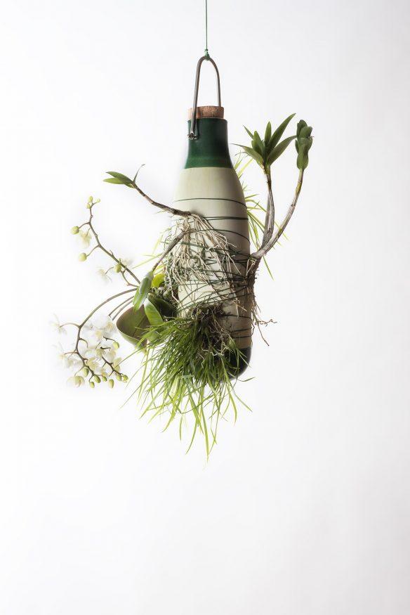 plantes et design 5 id es exp rimenter chez soi. Black Bedroom Furniture Sets. Home Design Ideas
