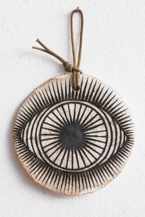 MQuan - Eye ornament