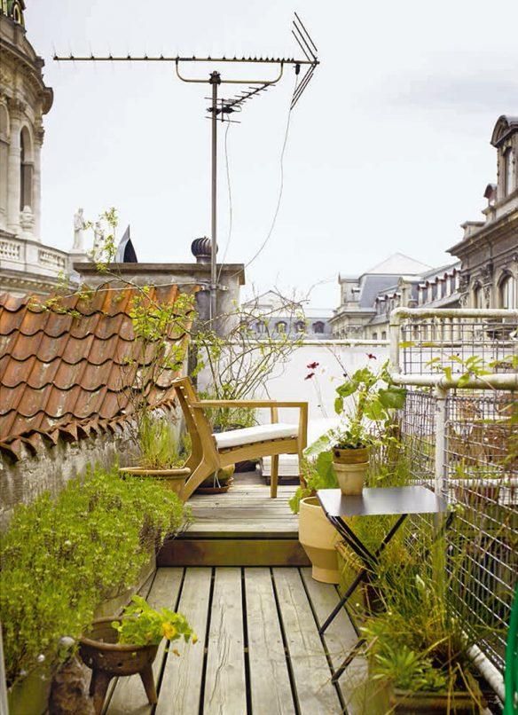 Catalogue Skagerak 2016 - Une terrasse sur les toits