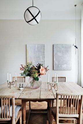 Le fil vert en décoration d'intérieur