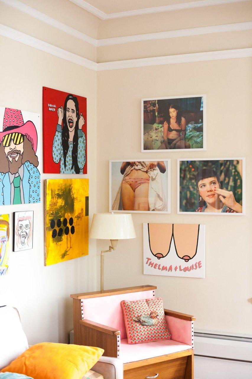 Humour en décoration - Humour aux murs