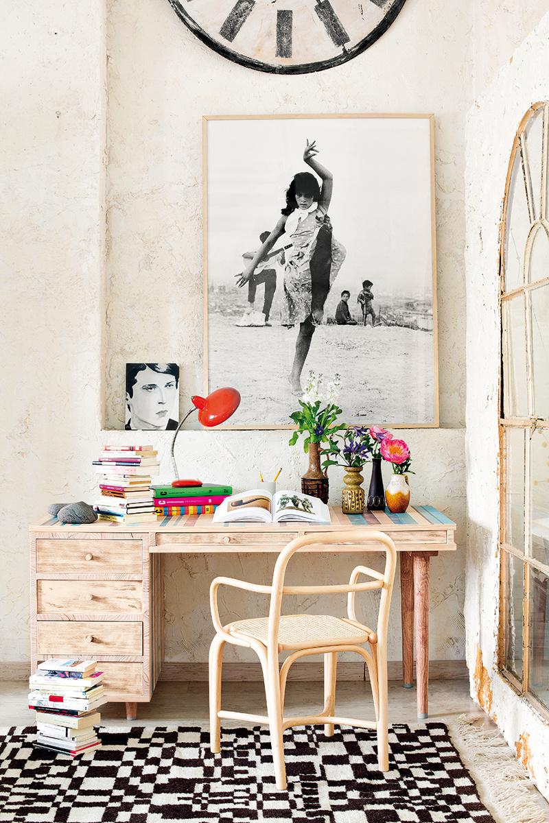 Humour en décoration - Le loft de Manolo Yllera
