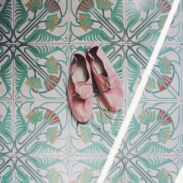 Le fil vert en décoration d'intérieur || Lucy Laucht instagram