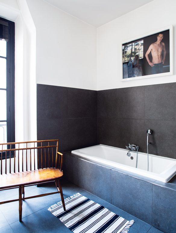 Douche ou baignoire dans la salle de bain for Salle de bain douche ou baignoire