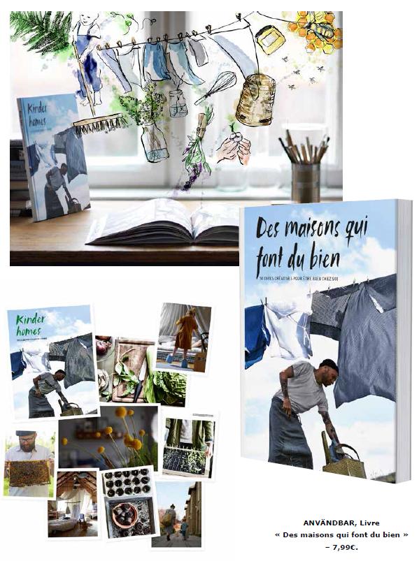 Kinder Homes ou Des maisons qui font du bien - Make Your Home Sustainable with IKEA