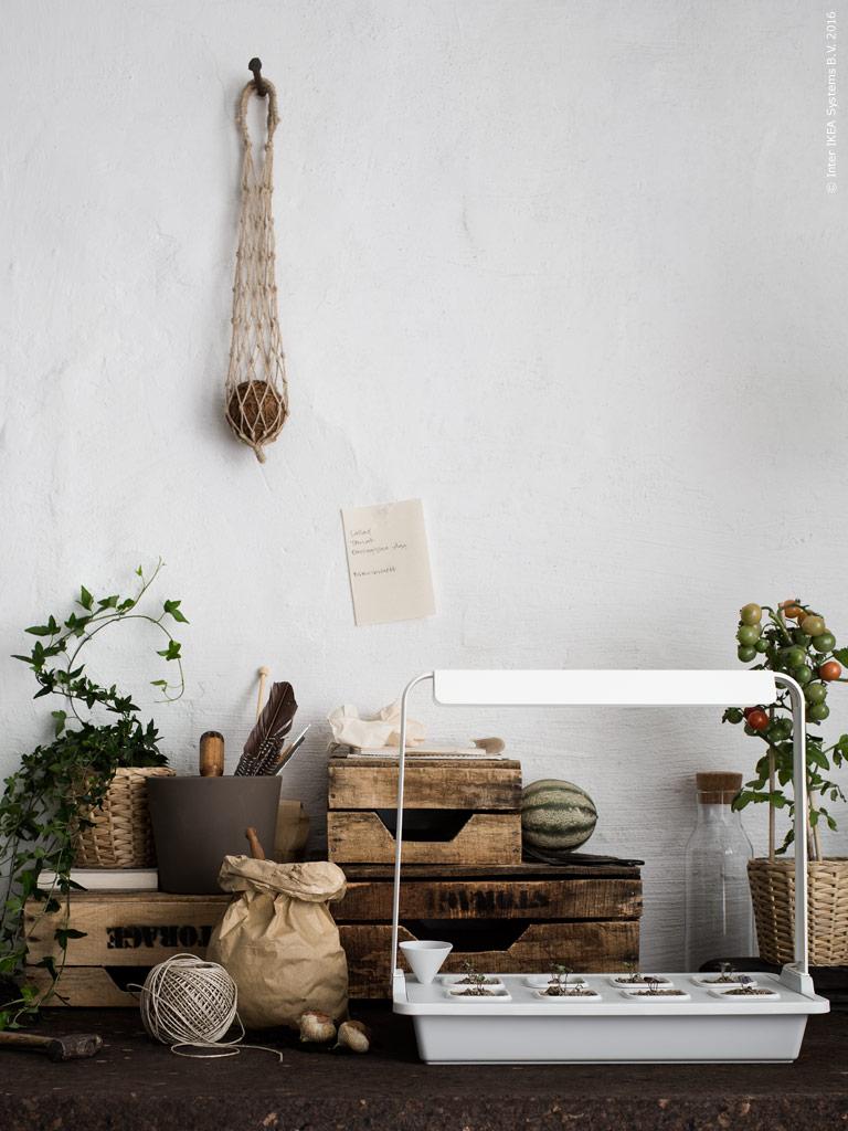 Daniella Witt pour IKEA Livet Hemma