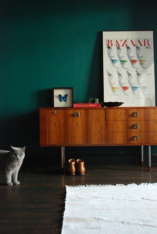 inspiration d co le fil vert. Black Bedroom Furniture Sets. Home Design Ideas