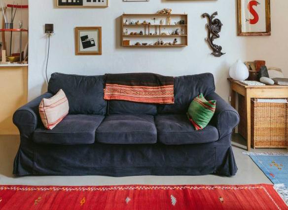 Un appartement au charme discret milan for Appartement deco 2016