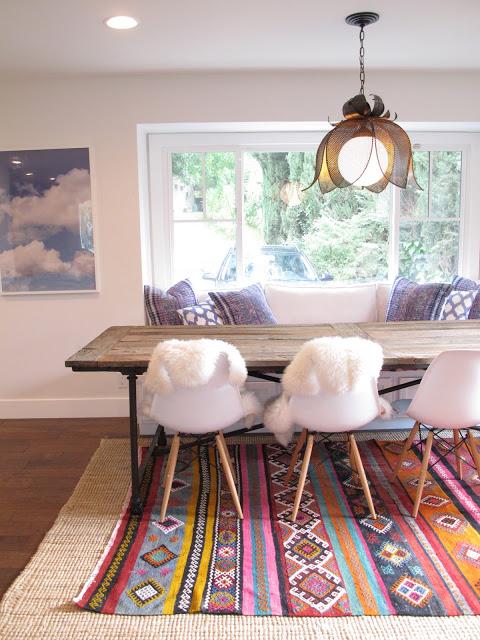 [ Idée déco : Superposer des tapis ] Amber interior