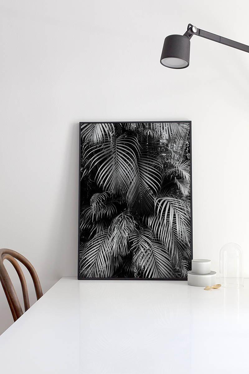 Affiches botaniques design par Coco Lapine - Botanical no1