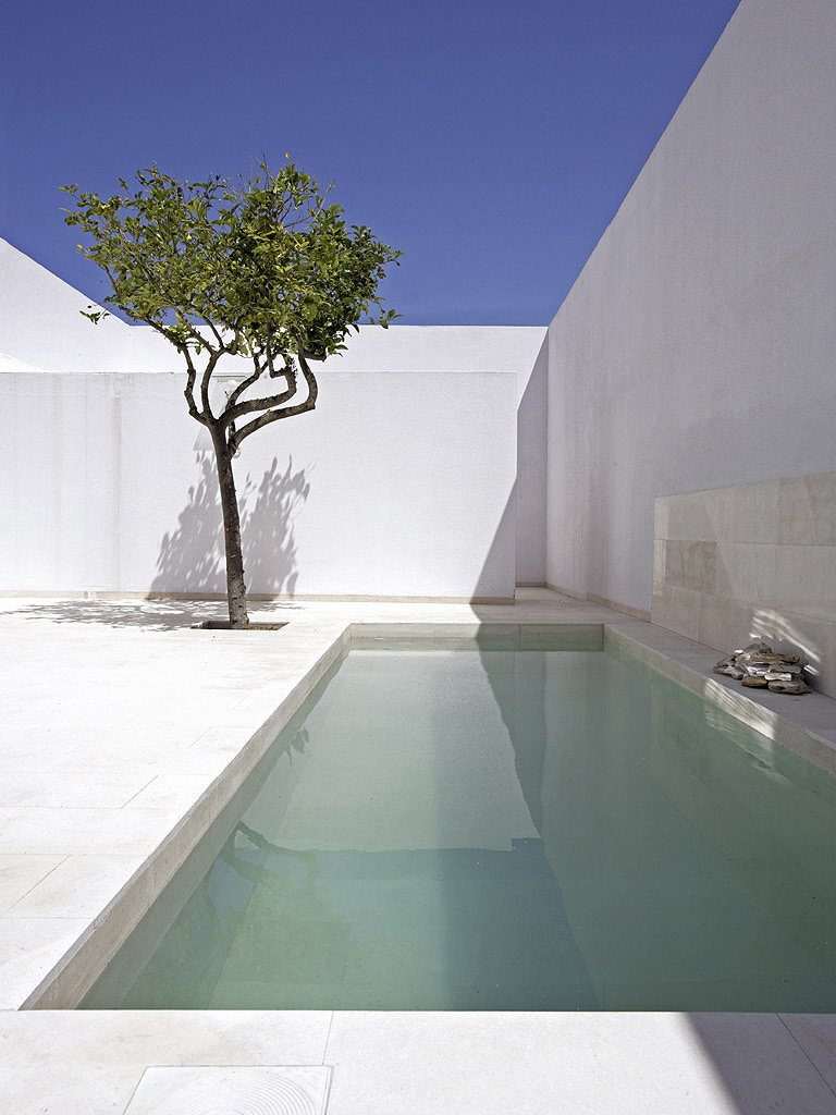 Autour de la piscine - Gaspar House located in Cádiz