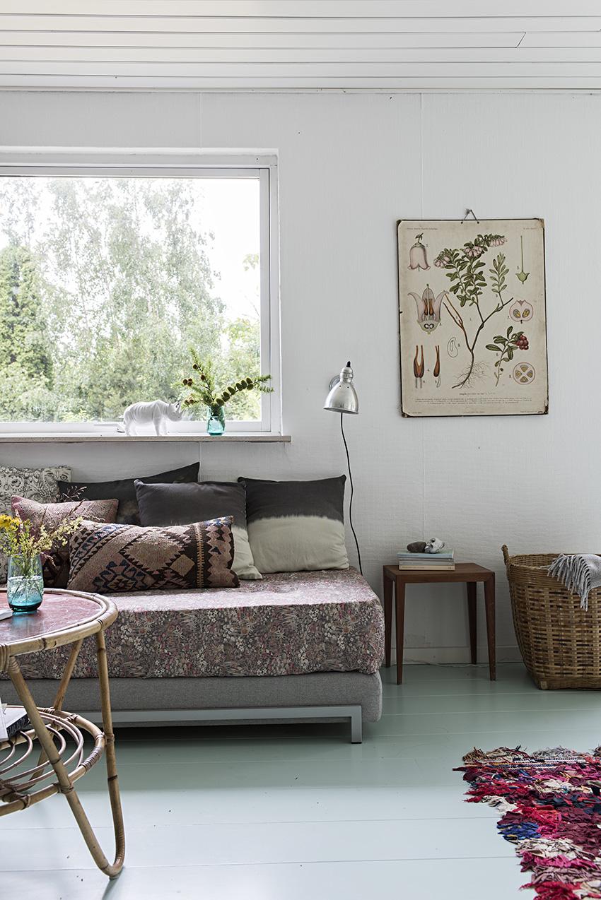 Bord de mer sur un air champêtre || Une maison à Fejø - Peter Kragball portfolio