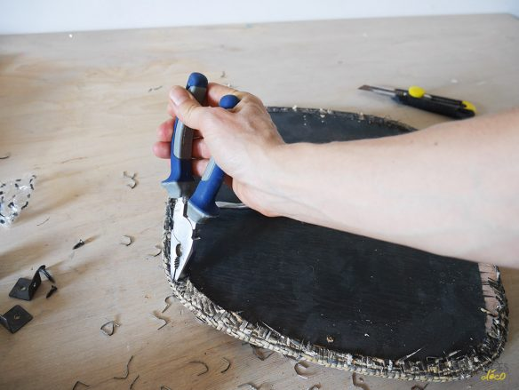 DIY Se faire une chaise en wax - Turbulences Déco