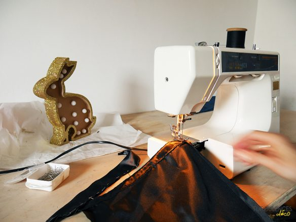 DIY Customiser une lampe Lapin - Turbulences Déco