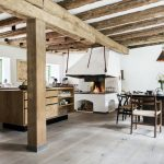 Rustique moderne : la chaleur du bois brut