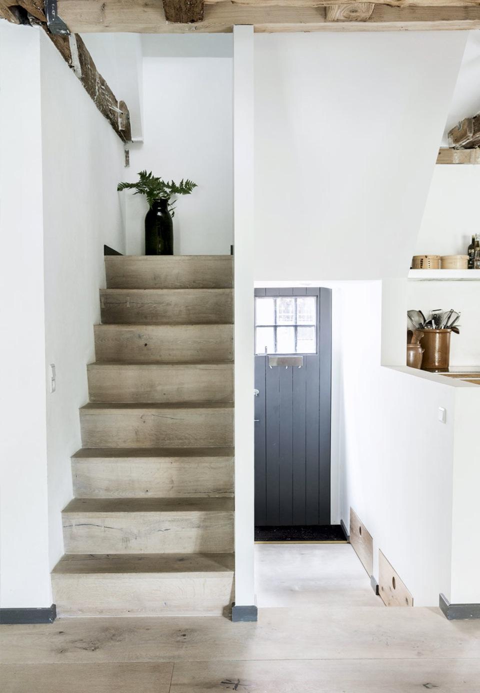 Déco Rustique moderne : L'intérieur de René Redzepi et family à Christianshavn (Copenhague)