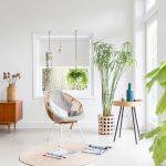 So fresh… une déco blanche et plantes vertes