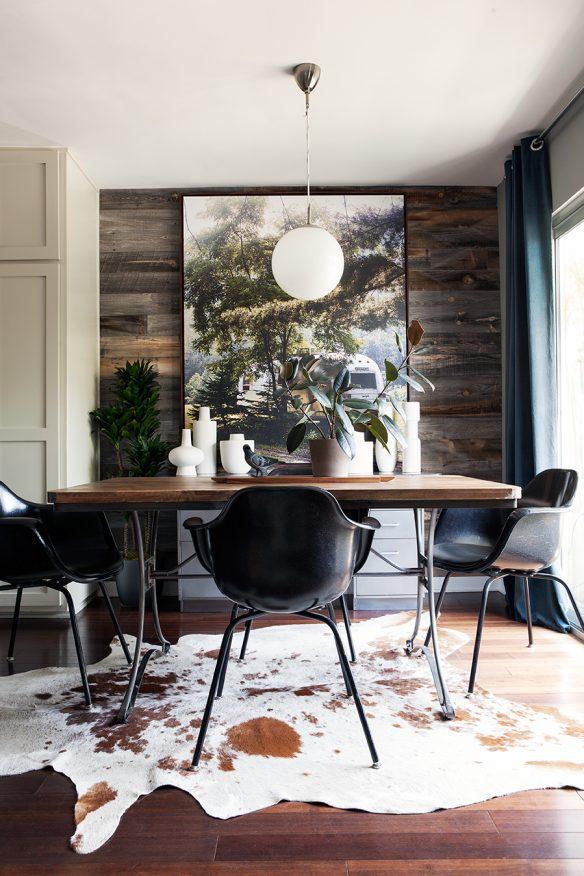 Camper une décoration éclectique || A-Schuneman interior