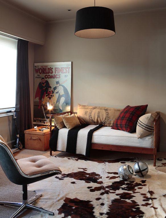 Camper une décoration éclectique || Casa Mitjans par le studio Dalla Polvere