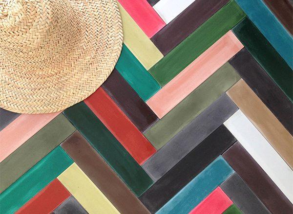 Popham Design – Modèle Baguette mutli-color