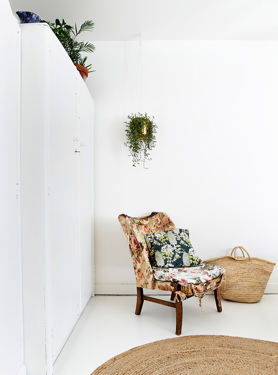 Botanical style par Selina Lake - Photo : Rachel Whiting