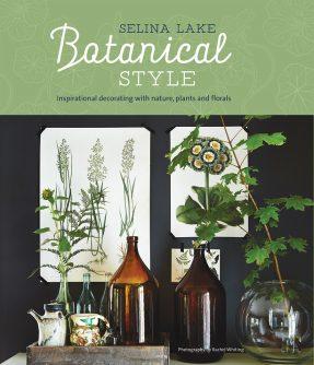 Livre - Botanical Style en anglais, de Selina Lake
