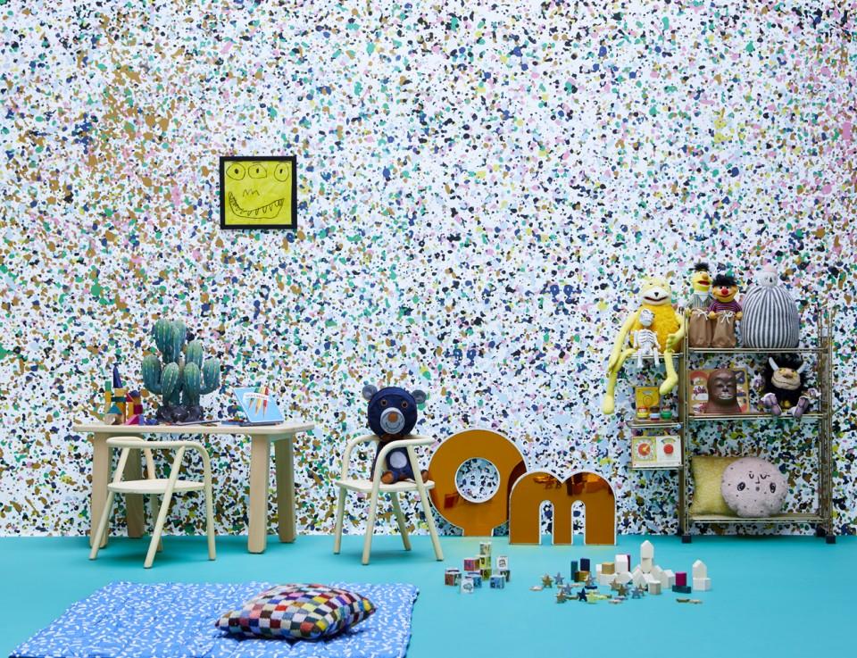 nouveaux papiers peints chez bien fait ressource les. Black Bedroom Furniture Sets. Home Design Ideas