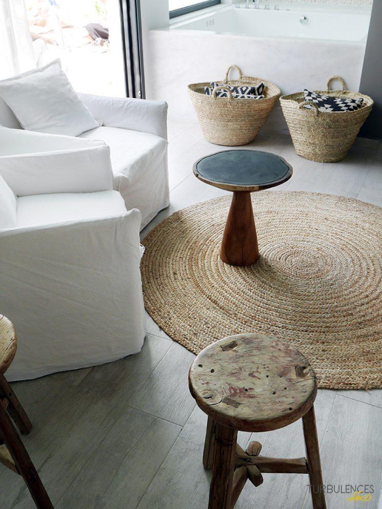 Le style vacances gypset de l'hôtel Casa Cook de Rhodes