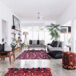 Fella villas : Une maison en Indonésie à la déco boho