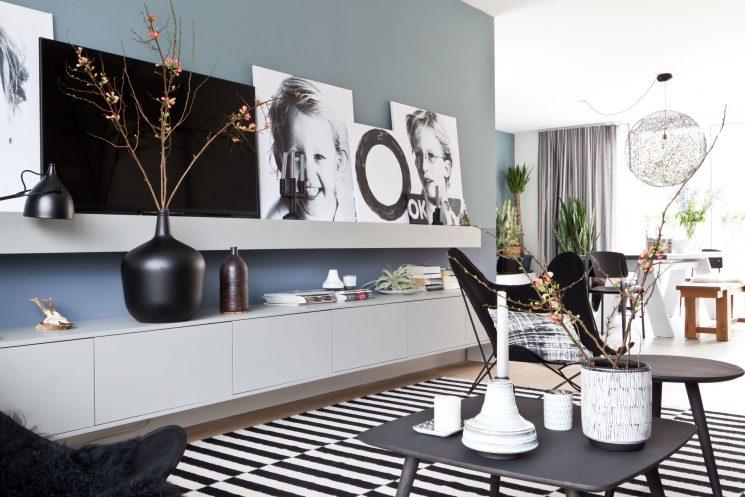 Idée déco : Afficher ses photos aux murs - Jeanine home Pays Bas