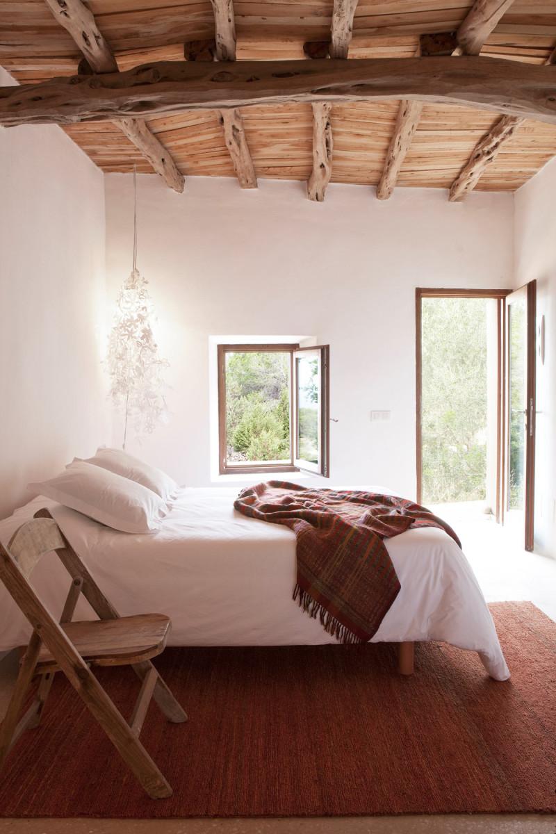 Une maison au style rustique boh me ibiza - Siti design casa ...