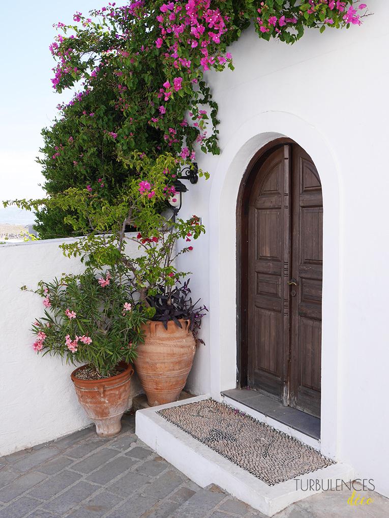 Voyage à Rhodes - Visite de Lindos || Turbulences Déco