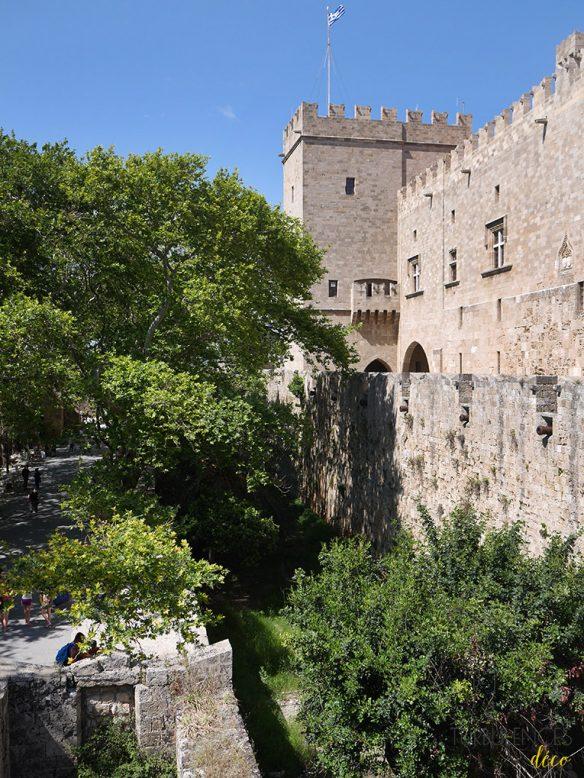 Voyage à Rhodes - Visite de Rhodes || Turbulences Déco