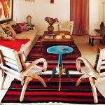 Décor d'Ibiza : chez Eugenia Silva à Formenta
