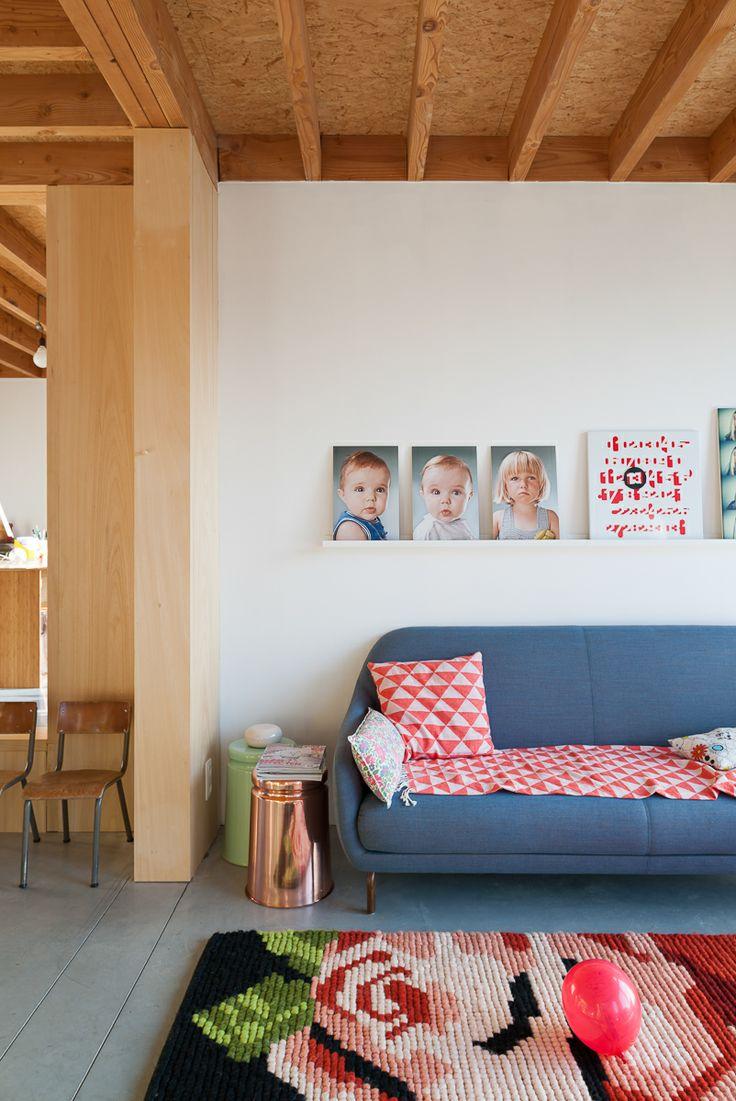 Idée déco : Afficher ses photographies aux murs - dnA house BLAF