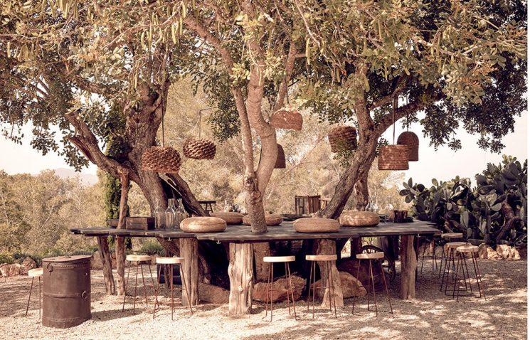 La Grandja à Ibiza, éloge de la pénombre