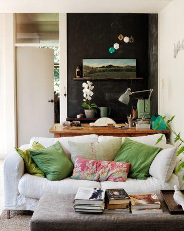 Le cottage bohème d'Ingrid Weir à Sydney