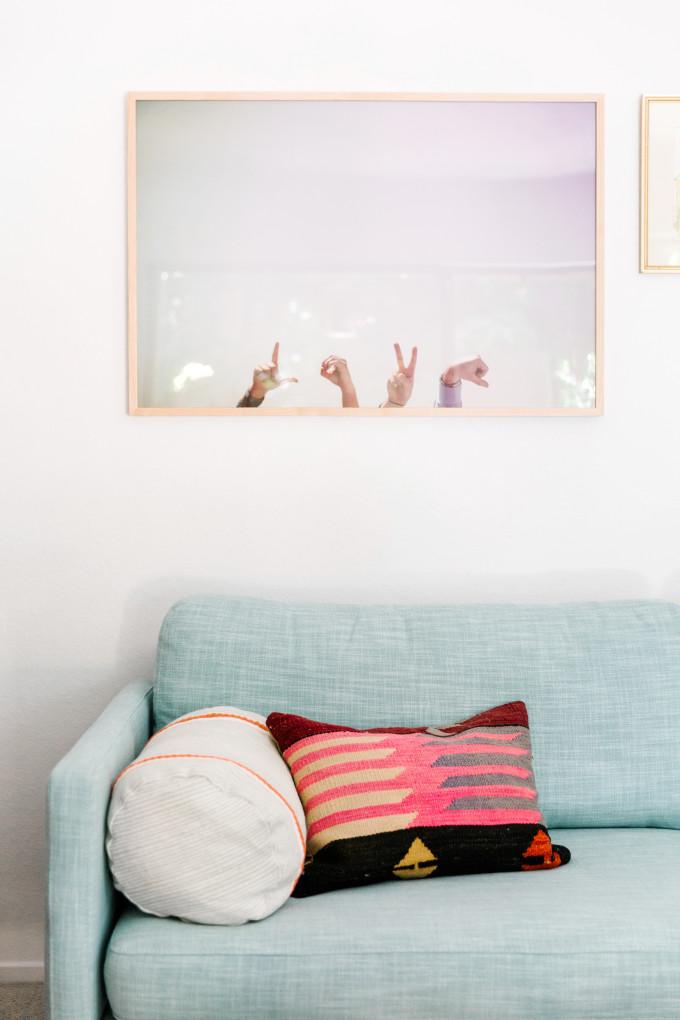 Idées déco : Afficher ses photographies aux murs - San Francisco home