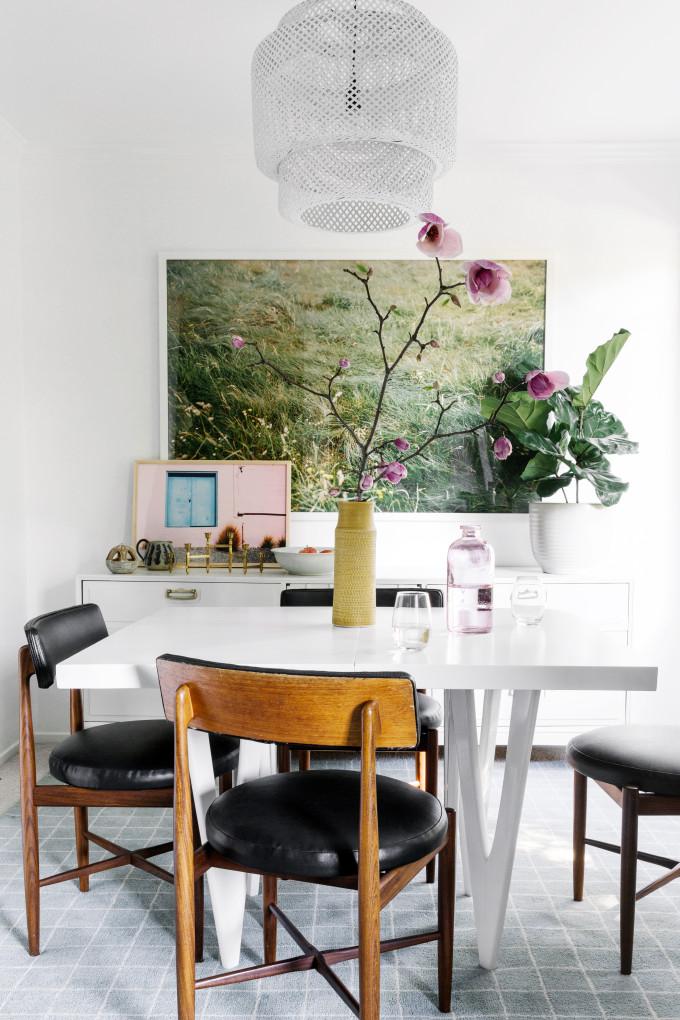 Idée déco : Afficher ses photographies aux murs - San Francisco home
